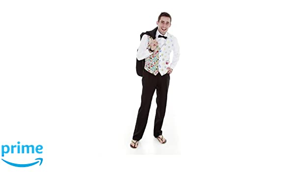 Foul Fashion - Chaleco para Hombre de Colores feos, Disponible en ...
