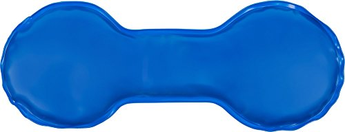 Chattanooga ColPac Reusable Gel Ice Pack Cold Therapy for Eye, Forehead, Neck for Aches, Swelling, Bruises, Inflammation, Fever - Blue