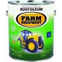 Tractor Paint - RUST-OLEUM 7424402 Gallon Ford Blue Bright Enamel Paint