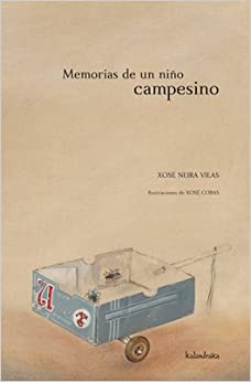 Book Memorias de un nino campesino / Memoirs of a country boy