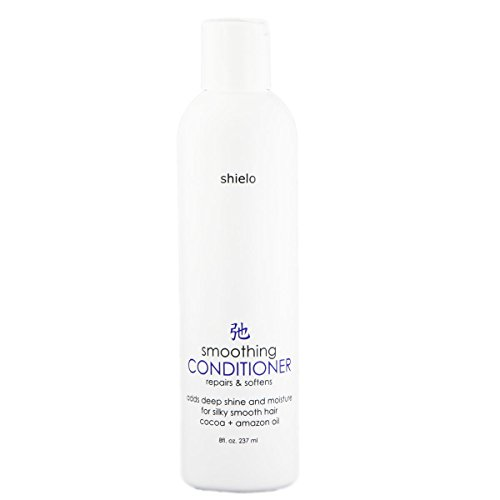 Smoothing Conditioner - Anti-Frizz therapy leaves hair soft and manageable - Straight Anti Frizz Smoothing Shampoo