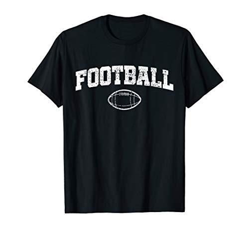 - Football T-Shirt Evolution Tshirt Player Gift Tee