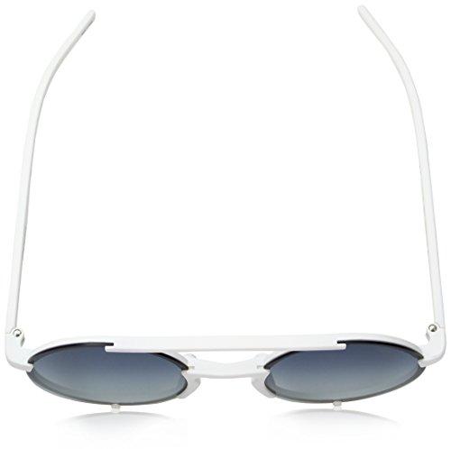 Polaroid Polar PLD Blanco S 6016 Blue White Sonnenbrille Sf 6Srq6ax7