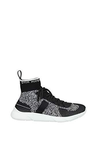 Gris Eu Homme Sneakers Christian Tissu 3sn224yaeb21 Dior xfzAURwq64