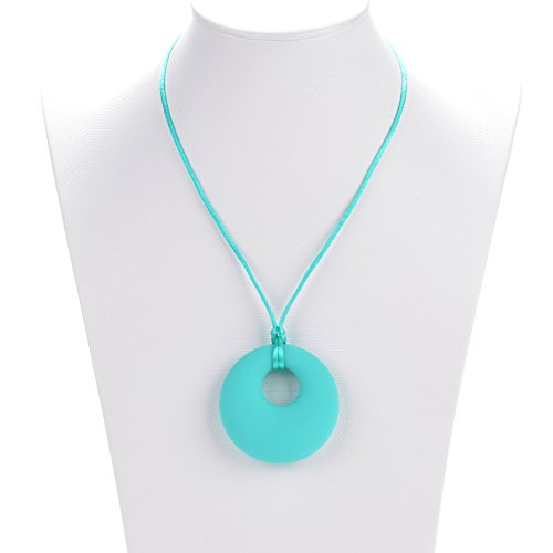 Consider Maid Teething Chewbeads Turquoise product image