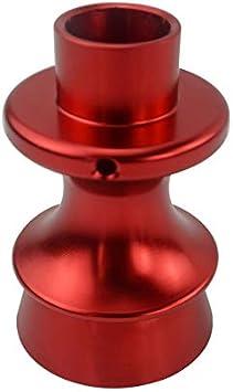 Alician Accessoires de Voiture Levier de Levier de Vitesses invers/é Rouge pour Subaru BRZ Toyota FT86 GT86 Rouge