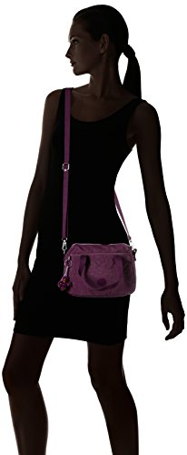 Bolsa Cuerpo Emoli La La De morado Violeta Ciruela Kipling Mujer Cruzada qF1nRp4w4