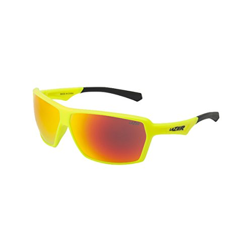 Lazer Eyewear Frank Sunglasses (MATTE FLASH - Face Sunglasses Lazer