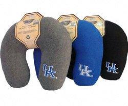 World's Best NCAA Fleece Embroidered Neck Pillow, Kentucky Wildcats ()