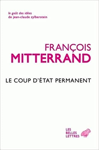 En ligne téléchargement gratuit Le Coup d'État permanent pdf