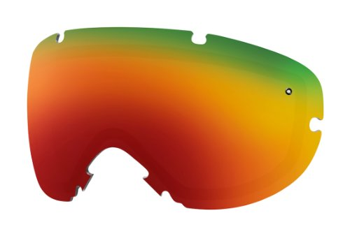 Price comparison product image Smith I / OS Spherical Goggle Replacement Lens Red Mirror Sol-X,  One Size