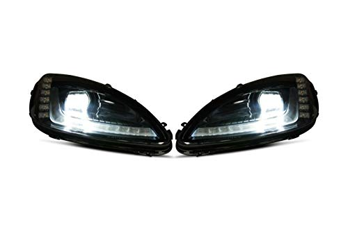 Morimoto Pug & Play XB LED Headlight Assembly For 2005-2013 Chevrolet Corvette C6