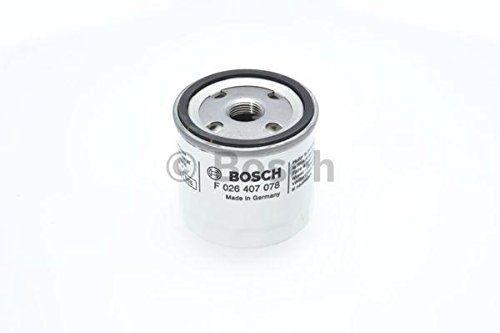 Bosch F026407078 filtro de aceite