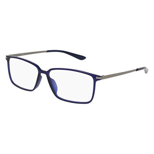 Eyeglasses Puma PU 0114 O- 007 BLUE/SILVER