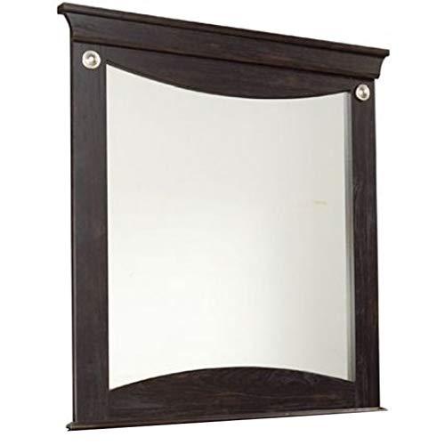 Cambridge 98104MI-DP Southampton Mirror Vanities Indoor Furniture, Brown