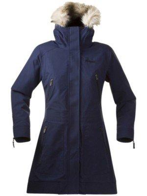 Bergans Damen Wintermantel Vollen Ins Lady Coat 5024