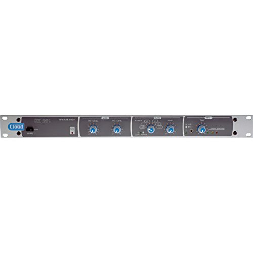 Cloud Electronics CX261 | Single Analog Zone Control Mixer by Cloud Electronics