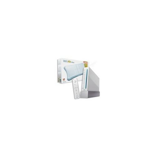 Wii Console and Wii Fit Plus Bundle