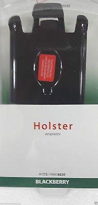 (Blackberry 8830 8800 holster w/Swivel belt clip Hard Phone Cell Case)