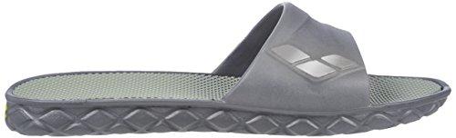 Arena W Watergrip Erwachsene Pantoffeln grey Erwachsene Pool Unisex Dark Grey qrqxCB5wf