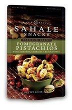 Sahale Snacks Pomegranate Pistachios 24x 4 Oz