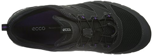 Trail Terratrail ECCO Women's Black Running Shoes gE4HEqwxp