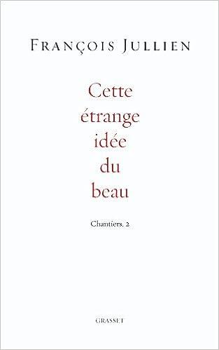 Livres Cette étrange idée du beau pdf, epub ebook