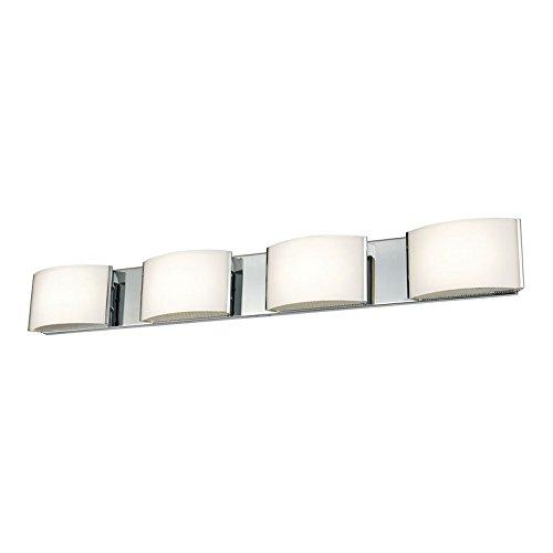 (Elk Lighting BVL914-10-15 Vanity-Lighting-fixtures, 4x1x34.5
