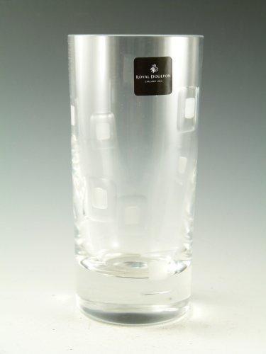 Royal Doulton Crystal Metro Hiball Tumbler Glass 6 Amazon