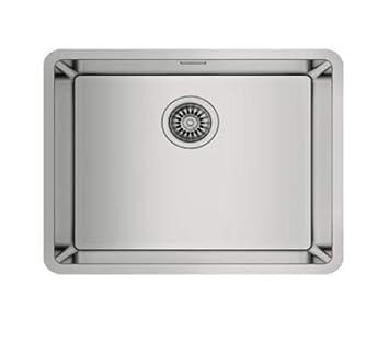 Teka 115000005 - Fregadero de cocina de acero inoxidable con ...