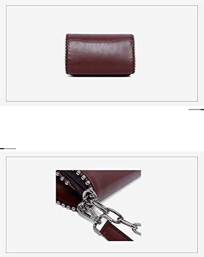 Main carrés Mini Sacs à Épaule Sacs la Sacs Simples à Sacs à Main LFLGA à bandoulière A Sacs pour Femmes Petits Mode w4nqEa5xTH