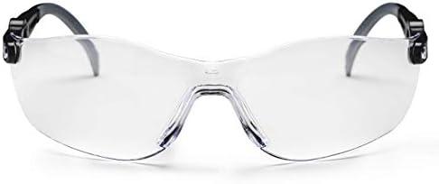 [Gesponsert]SolidWork Schutzbrille mit integriertem Seitenschutz, sowie beschlagsfreien, kratzfesten und UV Schutzbeschichteten Gläsern
