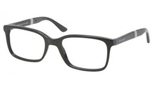 BVLGARI BV3018 501 BLACK - Eyeglasses Men Bvlgari