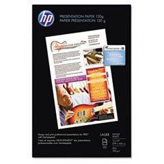 HP Color Laser Presentation Paper, 97 Brightness, 32lb, 1...