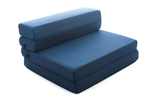 Milliard Replacement Cover Tri-Fold Mattress and Sofa Bed - Twin XL