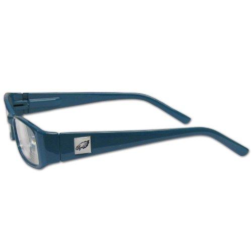 Siskiyou Nfl Team Color Reading Glasses   1 75  Philadelphia Eagles