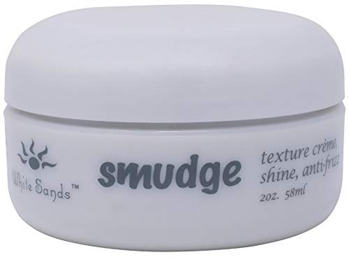 White Sands Smudge Texture Cream 2.0 Ounce Styling, Eliminate Frizz, Texturizing & Add Shine To Hair With A Medium Hold