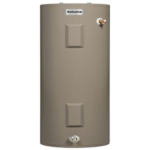 Reliance 6-50-EORS 100 Short Dual 4500W 240V Elements Electric Water Heater, 50 gallon