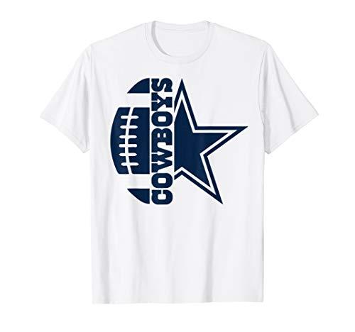 Cowboys Football Dallas Fan T Shirt, Dallas Fan American -