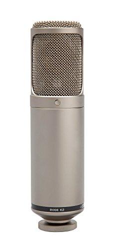 (Rode K2 Multi-Pattern Dual Condenser Valve Microphone )