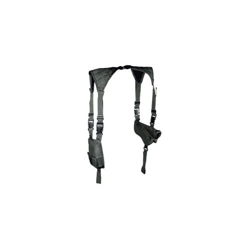 Punisher Costume (UTG LE Grade Universal Horizontal Shoulder Holster, Black)