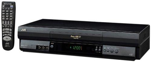 JVC HRS2901U 4-Head S-VHS VCR