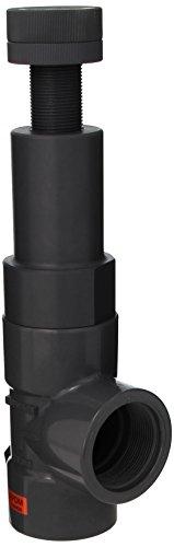 Hayward RV1200TE 2-Inch PVC Pressure Relief Valve with EPDM Seals