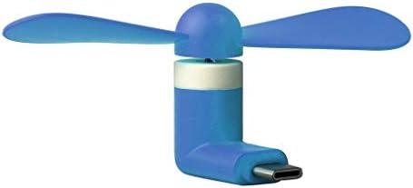 ONX3 - Conector portátil Mini para teléfono móvil, Ventilador y ...