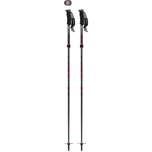 Swix Sonic R1 Full Carbon Adjustable Alpine Pole (2-Piece)