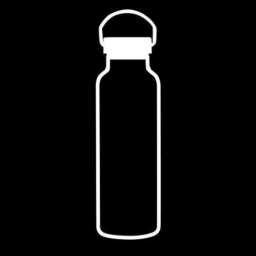 MIRA Stainless Steel Vacuum Insulated Water Bottle | Keeps Drink Cold for 24 hours & Hot for 12 hours, Does Not Sweat | 2 Lids | 34 oz, 25 oz or 17 oz Capacity Flask