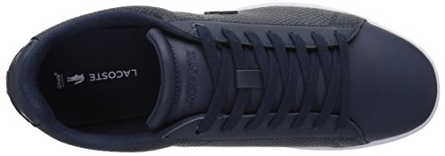 Lacoste Womens Carnaby, Dark Navy, 7.5 M Us