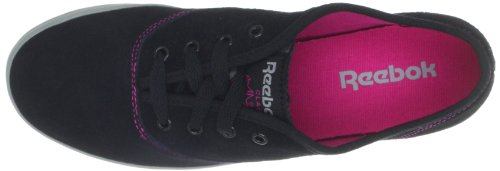 Black Sneaker ULTRALITE J85 Flat Reebok Pink Donna HERITAGE Schwarz Nero Grey 4q0UUtx