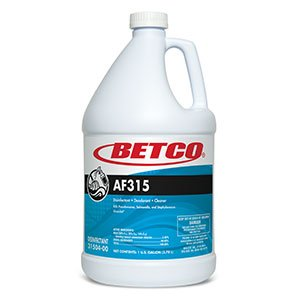 Af315 Neutral Ph Disinfectant, Detergent and Deodorant - 1 Ga. by Betco