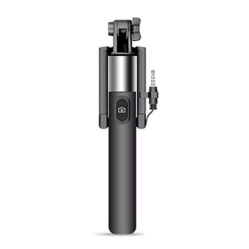 Wanzi Extendable Handheld Self-Portrait Holder Monopod Stick